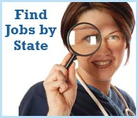 Find Nursing Jobs by State